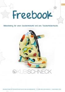 Titelseite Freebook Geschenkebeutel